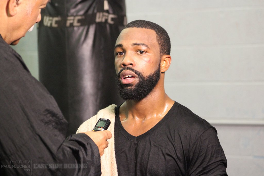 Post-fight Interview: Gary Russell Jr.