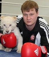 Povetkin-Whyte II scheduled surprisingly quickly-- Nov. 21st