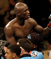 Post Fight Interview With Antonio Tarver