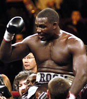 Hasim Rahman conference call transcript!