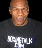 T.N.T. Chat Transcript: Mike Tyson