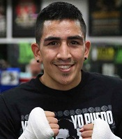 Leo Santa Cruz workout quotables