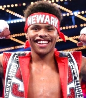 New opponent for Shakur Stevenson