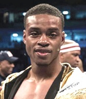 Catching up with Errol Spence